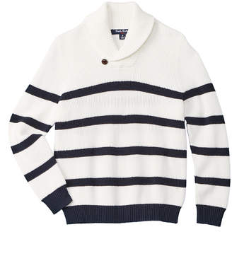 Brooks Brothers Red Fleece Sweater