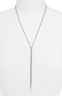 Women's Jules Smith Topanga Lariat Necklace $65 thestylecure.com