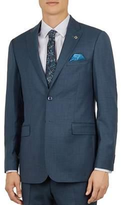 Ted Baker Strongj Debonair Plain Slim Fit Suit Jacket