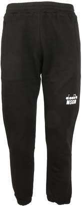 MSGM Printed Track Pants