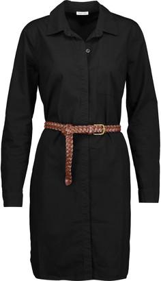 Splendid Belted cotton-poplin shirt dress $265 thestylecure.com
