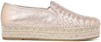Sam Edelman Catherine Leather Espadrilles