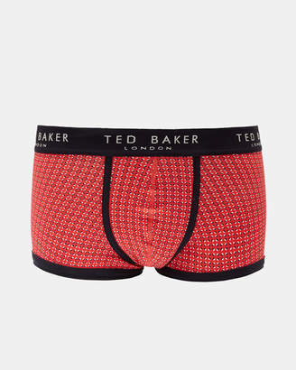 Ted Baker DORAB Printed cotton boxer shorts