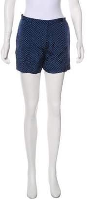 Elizabeth and James Polka Dot Mini Shorts
