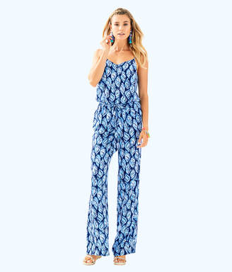 Lilly Pulitzer Womens Dusk Jumpsuit