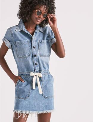 Lucky Brand DRAWSTRING DRESS IN SEVILLE