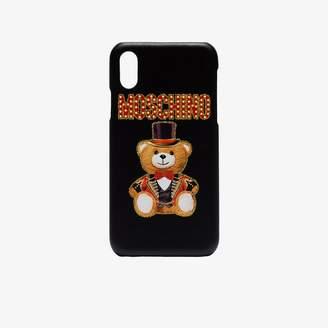 Moschino cabaret Teddy bear iPhone X cover