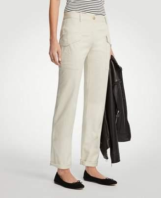 Ann Taylor Petite Cargo Pants