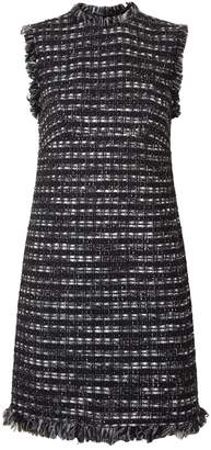 Moschino Tweed Shift Dress
