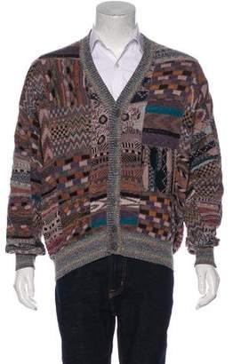 Missoni Patterned Cardigan