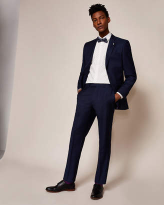 Ted Baker CHASERT Regular fit wool suit pants