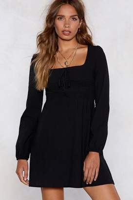 Nasty Gal Evil Woman Mini Dress
