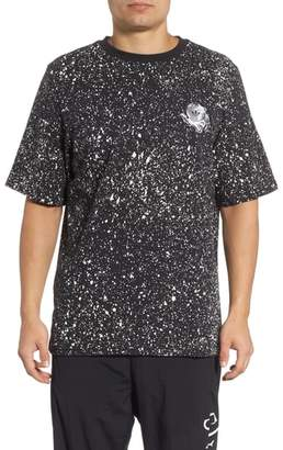 adidas Planetoid Allover Print T-Shirt