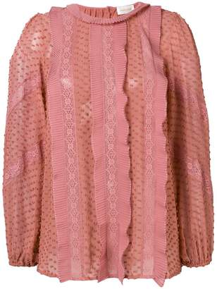 Zimmermann Unbridled blouse