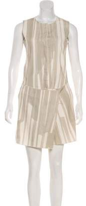 Reed Krakoff Sleeveless Midi Dress