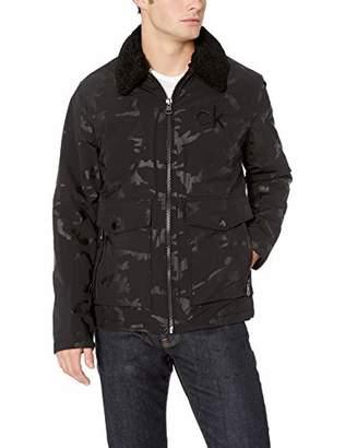 Calvin Klein Men's Varsity Jacket