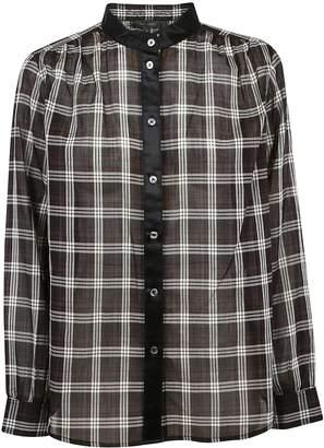 Marc Jacobs Contrast Trim Shirt