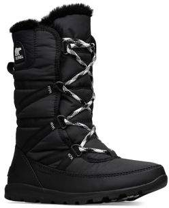 Sorel Whitney Tall Faux-Fur Winter Boots
