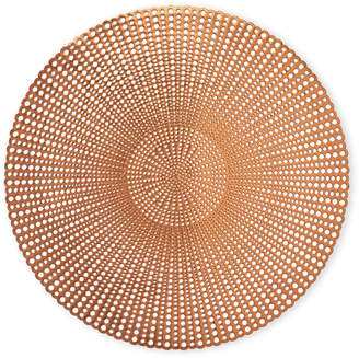 Trends Collections Round Laser Cut Placemat