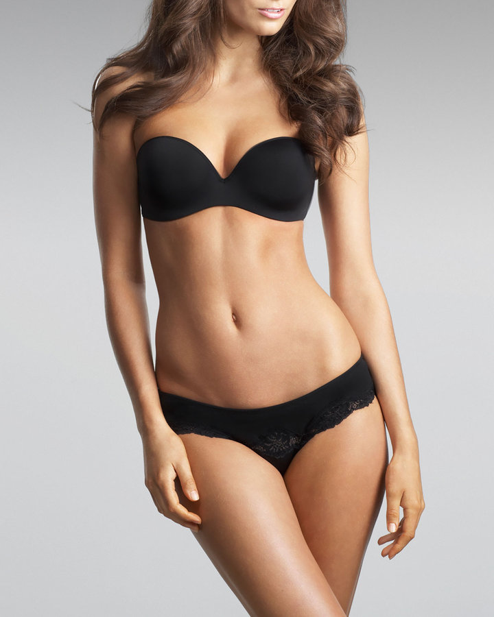Le Mystere Strapless Push-Up Bra