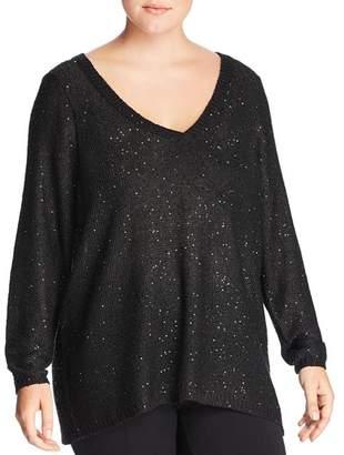 Junarose Plus Sequined Sweater