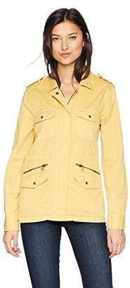 Velvet by Graham & Spencer Women's Ruby Cotton Twill Jacket