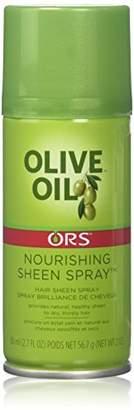 Organic Root Stimulator Olive Oil Sheen Nourishing Spray
