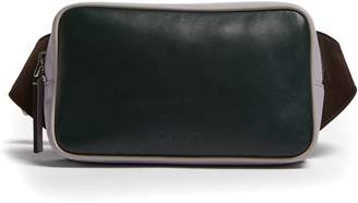 Marni Square leather belt bag