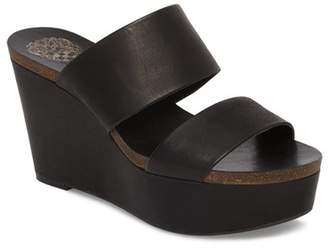 Vince Camuto Varenia Platform Wedge Sandal (Women)