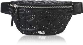 Karl Lagerfeld K/Kuilted Studs Belt Bag