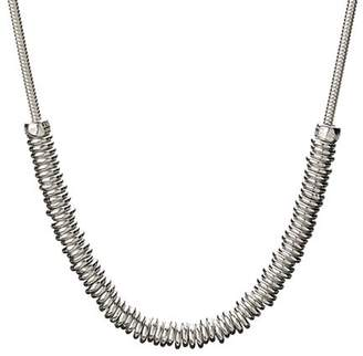 Links of London Sweetie Stacked Ring Chain Necklace, 17.1""