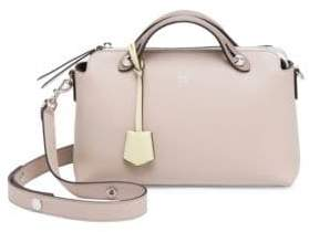 Fendi By The Way Small Leather Satchel