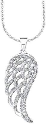 Amor Women 925 silver White Zirconium oxide FINENECKLACEBRACELETANKLET