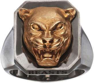 Stephen Webster Beasts Of London Panther Ring