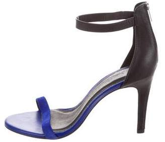 Joie Suede & Leather Sandals