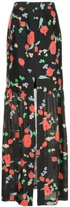 Alice McCall floral-print skirt