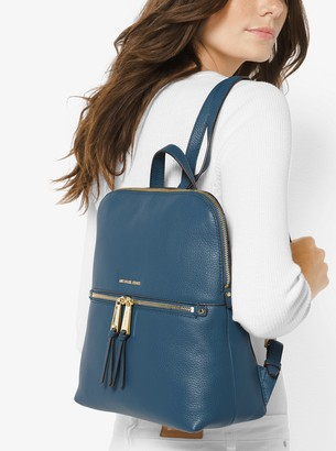 8c90c4e9a497 MICHAEL Michael Kors Blue Women's Backpacks - ShopStyle