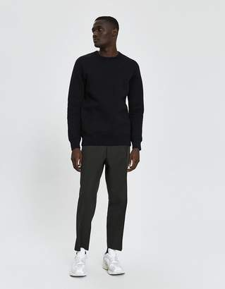 Wings + Horns Wings+Horns Cabin Fleece Sweatshirt in Black