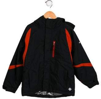 Columbia Boys' Hooded Coat