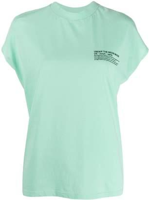 Essentiel Antwerp Neon Moon T-shirt