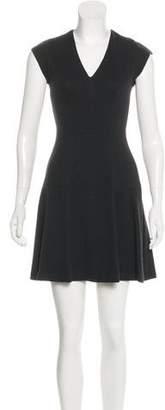 Rebecca Taylor Textured Mini Dress