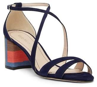 Klub Nico Raissa Leather Block Heel Sandal