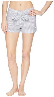 Emporio Armani Shirt Passion Bow Front Shorts Women's Shorts