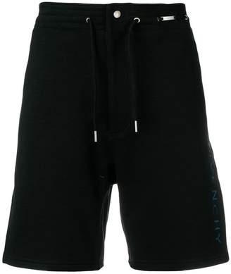 Givenchy vertical logo Bermuda shorts
