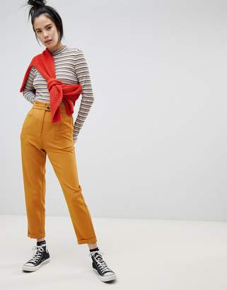 Pull&Bear double button pants