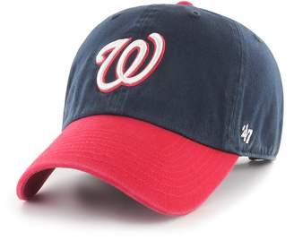 '47 Men's Washington Nationals Two-Toned Clean Up Hat