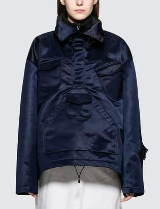 Maison Margiela Techno Canvas Anorak Jacket