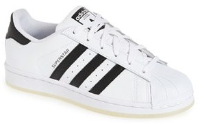 Kid's Adidas Superstar Ice Sneaker $70 thestylecure.com