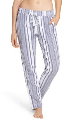 Tommy Bahama Stripe Beach Cover-Up Jogger Pants
