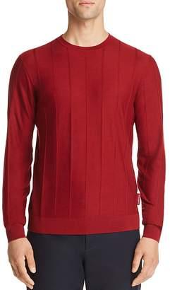 Emporio Armani Vertical Ribbed Sweater